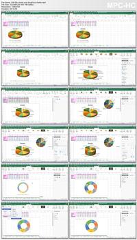 Charts in Depth Excel for Mac ss s%28Downloadha.com%29 دانلود فیلم آموزش نمودارهای اکسل در سیستم عامل مک