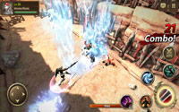 Iron Knights ss1 s%28Downloadha.com%29 دانلود بازی اکشن شوالیه آهن Iron Knights 1.6.1   اندروید