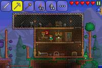 Terraria ss2 s%28Downloadha.com%29 دانلود بازی تراریا Terraria 1.2.12772   اندروید