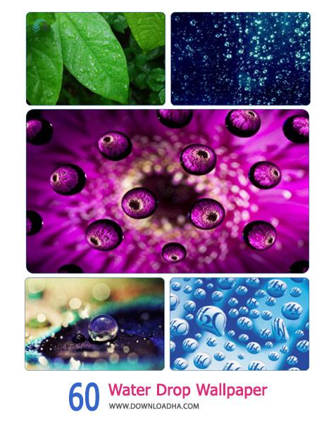 60-Water-Drop-Wallpaper-Cover