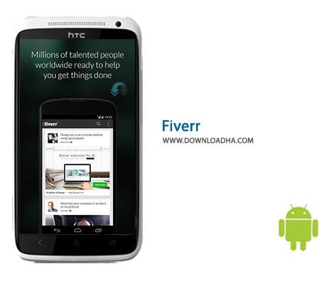 Fiverr Cover%28Downloadha.com%29 دانلود برنامه سرویس گوگل Fiverr 1.7.7   اندروید