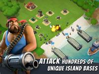 Android Boom Beach ss1 s%28Downloadha.com%29 دانلود بازی استراتژیک ساحل بوم Android Boom Beach 27.134   اندروید