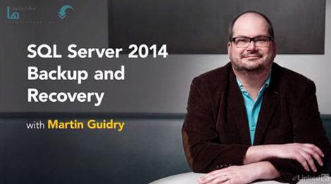 Lynda SQL Server 2014 Backup and Recovery Cover%28Downloadha.com%29 دانلود فیلم آموزش پشتیبانی و ریکاوری سیستم SQL Server 2014