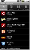 Adobe Air ss4 s%28Downloadha.com%29 دانلود نرم افزار ادوب ایر Adobe AIR 23.0.0.246   اندروید