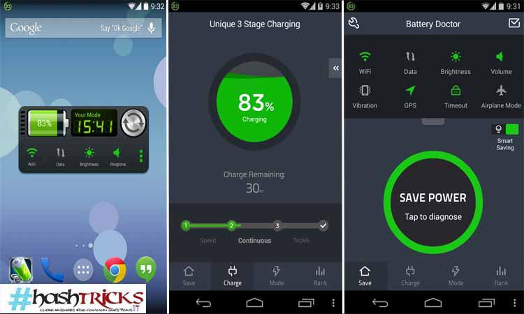 Battery Doctor для Андроид скачать бесплатно