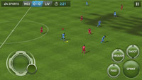 Fifa 15 Ultimate Team ss1 s%28Downloadha.com%29 دانلود بازی فوتبال فیفا FIFA 15 Ultimate Team 1.7.0 برای اندروید
