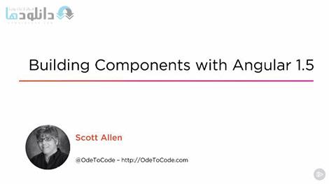 Building Components with Angular 1.5 Cover%28Downloadha.com%29 دانلود فیلم آموزش ساخت اجزا توسط Angular 1.5
