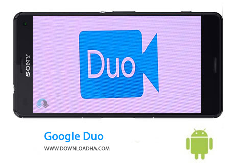 Google Duo Cover%28Downloadha.com%29 مسنجر تماس تصویری گوگل دو Google Duo 2.0.132882665.RC2 RC06   اندروید