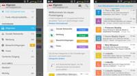 Gmail ss s%28Downloadha.com%29 دانلود نرم افزار مدیریت جیمیل Gmail 6.6.125987275   اندروید