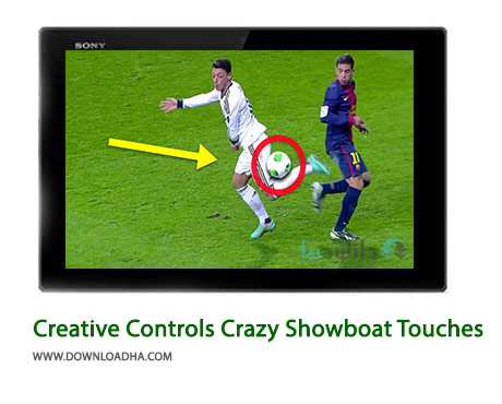Creative-Controls-Crazy-Showboat-Touches-Cover