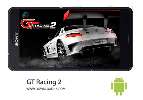 GT Racing 2 Cover%28Downloadha.com%29 دانلود بازي مسابقه اي GT Racing 2 The Real Car Exp 1.5.6g اندرويد