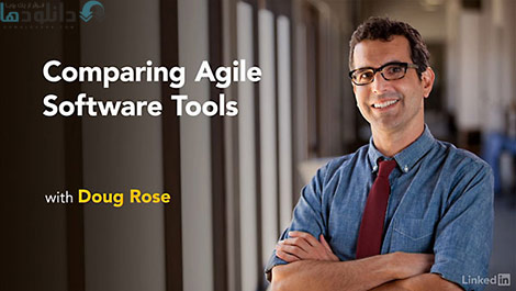 Lynda-Comparing-Agile-Software-Tools-Cover
