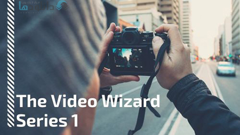 Learn How To Make Titles in Your Films For Free Cover%28Downloadha.com%29 دانلود فيلم آموزش درج عنوان در فيلم