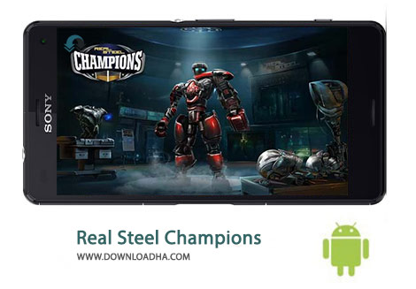 Real-Steel-Champions-Cover