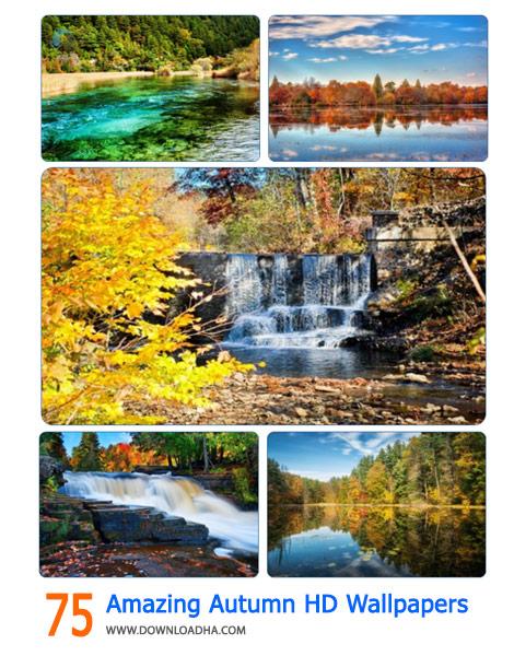 75 Amazing Autumn HD Wallpapers Cover%28Downloadha.com%29 دانلود مجموعه 75 والپیپر HD از پاییز