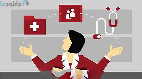Managing Healthcare Projects Cover%28Downloadha.com%29 دانلود فیلم آموزش مدیریت پروژه های بهداشت و درمان