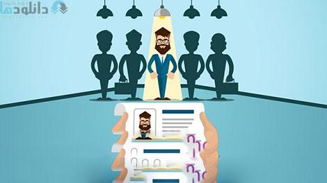 Start %26 Grow Your Staffing %26 Recruiting Lifestyle Business Cover%28Downloadha.com%29 دانلود فیلم آموزش شیوه های تربیت نیروی انسانی و استخدام شغلی