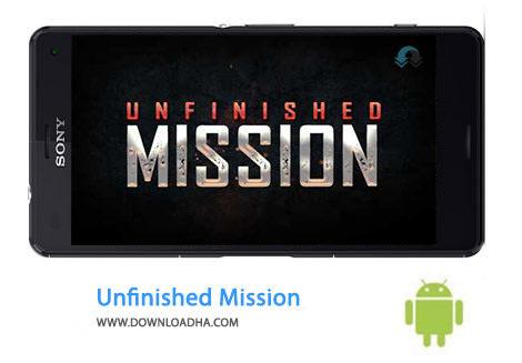 Unfinished Mission Cover%28Downloadha.com%29 دانلود بازي اكشن ماموريت ناتمام Unfinished Mission 2.1 اندرويد