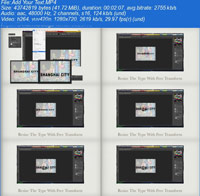 Transparent Text Over Image Photoshop ss s%28Downloadha.com%29 دانلود فيلم آموزش قرار دادن متن شفاف روي تصاوير در فتوشاپ