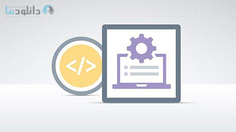 Lynda Mastering Django Web Development Cover%28Downloadha.com%29 دانلود فیلم آموزش توسعه وب توسط پلتفرم Django