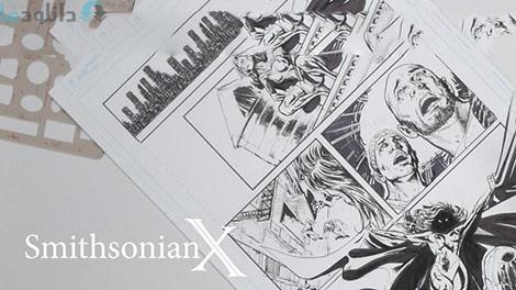 The Art of Visual Storytelling How Comics Work Cover%28Downloadha.com%29 دانلود فیلم آموزش داستان سرایی بصری