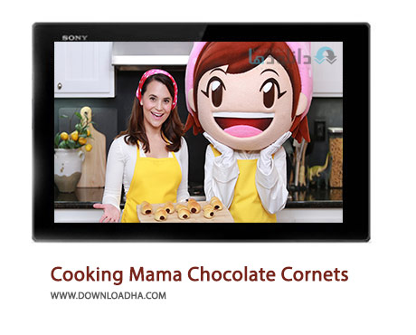 Cooking-Mama-Chocolate-Cornets-Cover