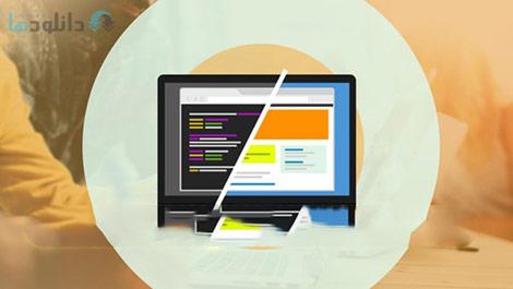 کاور-آموزش-طراحی-وب