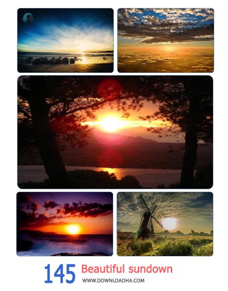 145-Beautiful-sundown-Cover