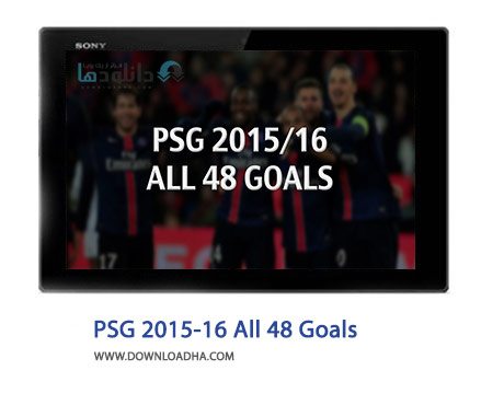 PSG-2015-16-All-48-Goals-Cover