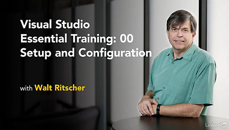 Visual-Studio-Essential-Training-Setup-and-Configuration-Cover