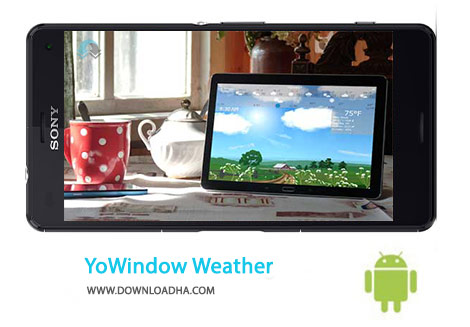 کاور-YoWindow-Weather