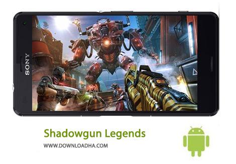 دانلود-Shadowgun-Legends