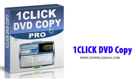 1CLICK DVD Copy Pro 4.3.2.2 1CLICK DVD Copy 4.3.2.2 Copy DVD with software