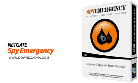 NETGATE Spy Emergency 13.0.305.0 ابزار ضدجاسوسی NETGATE Spy Emergency 13.0.305.0