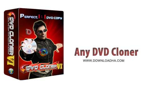 Any DVD Cloner Platinum 1.3.1 کپی برداری دی وی دی با Any DVD Cloner Platinum 1.3.1
