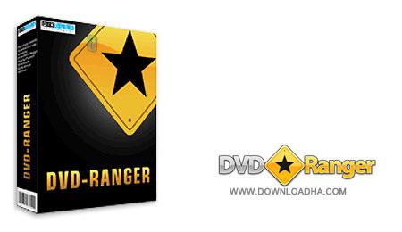 DVD Ranger مدیریت دی وی دی با DVD Ranger 6.0.2.4