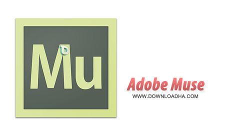 طراحی آسان وبسایت بدون کدنویسی با Adobe Muse CC 7.3