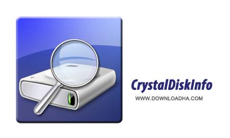 نمایش کامل اطلاعات هارد دیسک CrystalDiskInfo 6.1.12