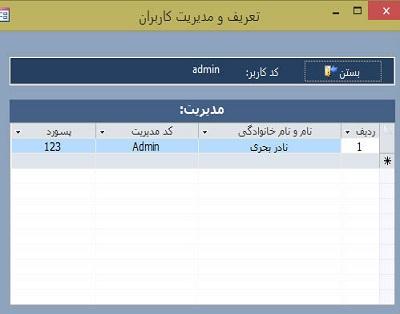 Digiday sandogh 2.5.1.1 نرم افزار صندوق قرض الحسنه فامیلی دیجی دی نسخه 2.5.1