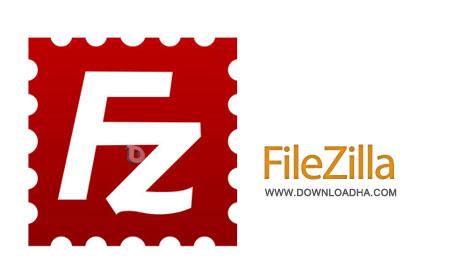 FileZilla 3.8.0 دسترسی به FTP با FileZilla 3.8.0