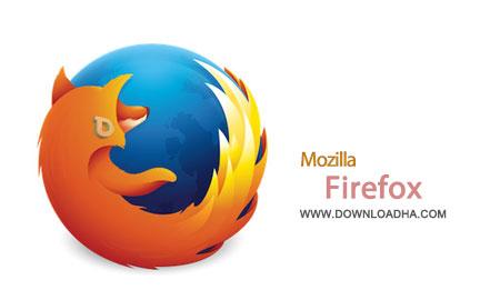 نسخه نهایی مروگر سریع فایرفاکس Mozilla Firefox 29.0 Final