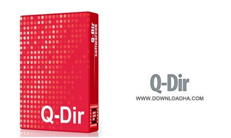 Q Dir مدیریت پوشه ها و فایل ها با Q Dir 5.97.8