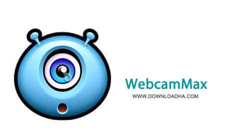 WebcamMax 1 مدیریت بر وبکم WebcamMax 7.8.2.8