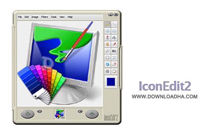 icon edit2 6 7 ساخت و ویرایش آیکون با IconEdit2 6.7