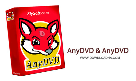 AnyDVD & AnyDVD5  شکستن قفل دیسک ها با AnyDVD & AnyDVD HD 7.4.4.0