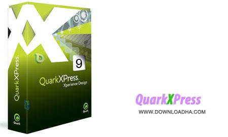 طراحی حرفه ای QuarkXPress 10.1