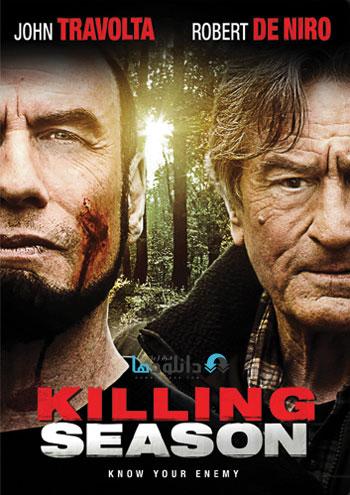 kill دانلود فیلم فصل شکار   Killing Season 2013