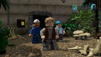 LEGO Jurassic World 3 دانلود بازی LEGO Jurassic World برای PC