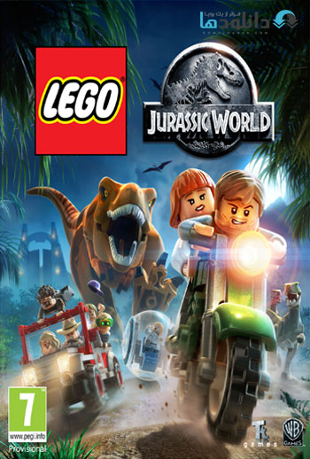 LEGO Jurassic World Small دانلود بازی LEGO Jurassic World برای PC