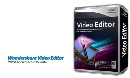 Wondershare Video Editor ویرایش ویدیو و ساخت کلیپ Wondershare Video Editor 3.1.5
